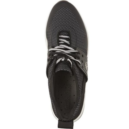 Damenschuhe Sneaker Timberland KIRI NEW LACE OXFORD JET BLACK