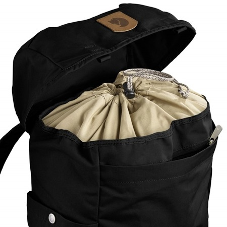 Fjallraven Greenland Top Black 23150-550