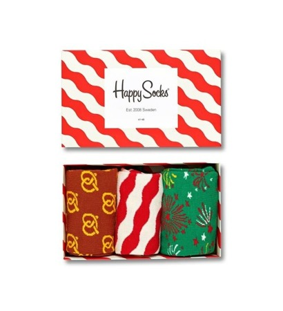 Happy Socks Gift Box - Happy Holidays