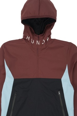 Herrenjacke The Hundreds Anchor Anorak