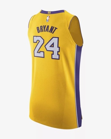 Nike Authentic NBA Jersey Home Kobe Bryant Jersey - AQ2107-728