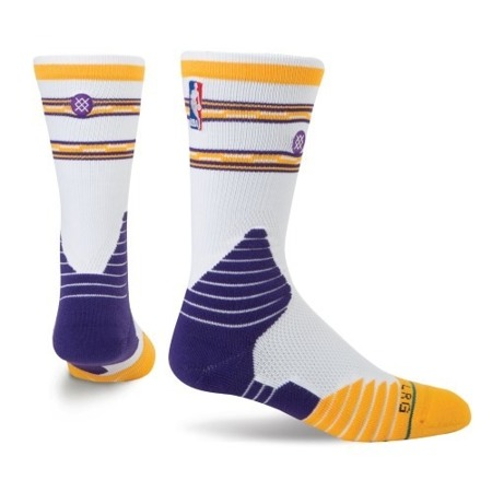 Stance Los Angeles Lakers Home