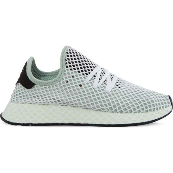 on sale 1bfc0 2f161 Adidas DEERUPT RUNNER W ASH GREEN ASH GREEN CORE BLACK - Buty Damskie  Sneakersy - Intempo.pl