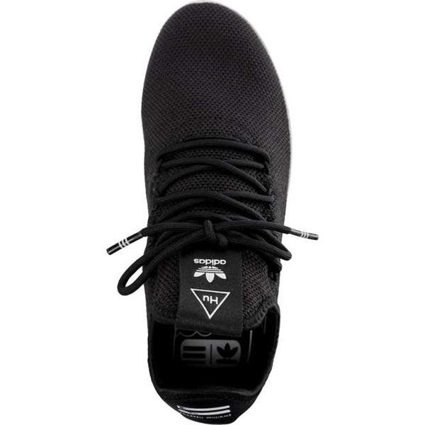 Adidas PHARRELL WILLIAMS TENNIS HU 056 CORE BLACK CORE BLACK CHALK WHITE Buty Sneakersy