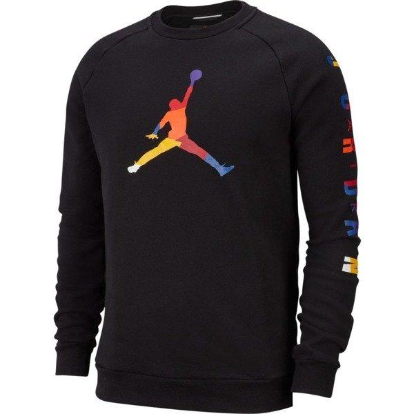 o rozsądnej cenie szczegóły dla szczegółowe zdjęcia Bluza męska Jordan DNA Fleece Crew - AV0044-010