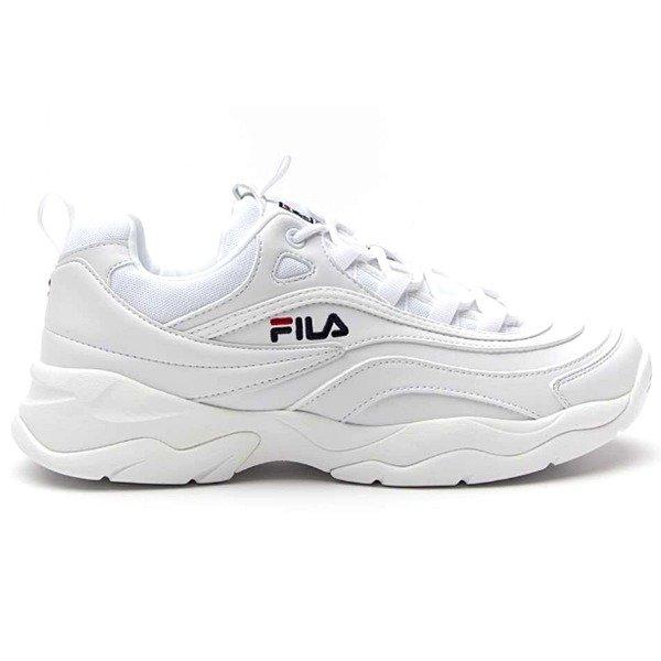 Buty Fila RAY LOW 1FG WHITE 1010561 1FG