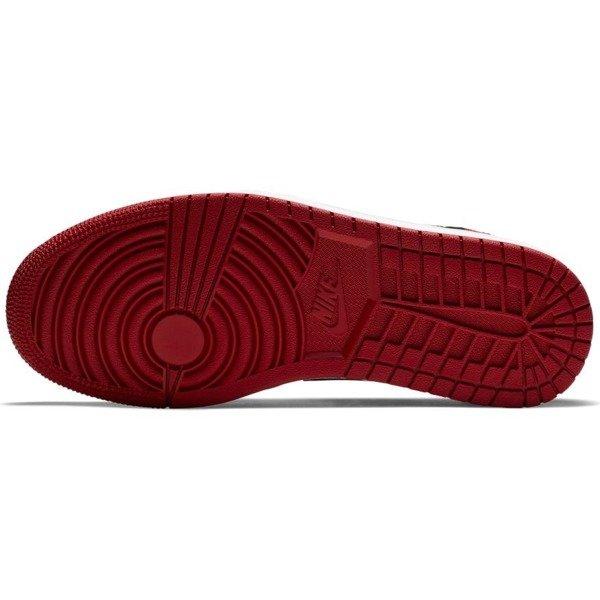 Buty Jordan 1 Low Black Toe 553558 116