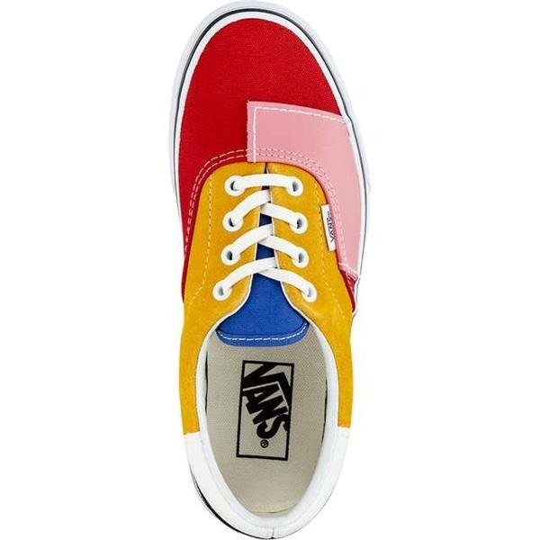Buty Vans ERA VMF PATCHWORK MULTI TRUE WHITE
