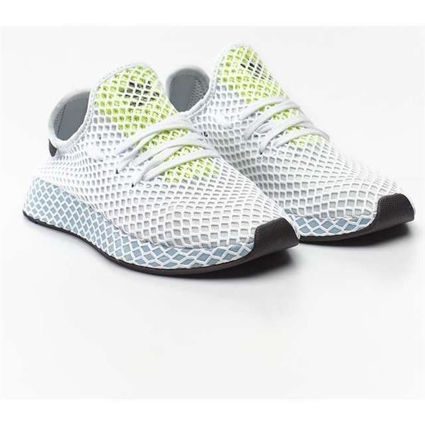 buty adidas deerupt runner blue