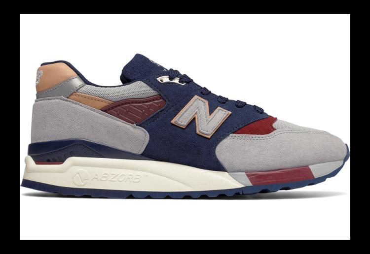 92785c2dc7254 New Balance M998CSU Made in USA - Buty Męskie Sneakersy - Intempo.pl