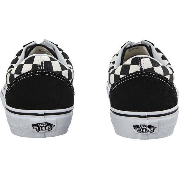 Vans OLD SKOOL P0S BLACK WHITE Buty Sneakersy Intempo.pl