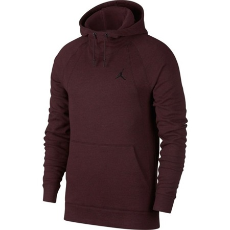 Bluza z kapturem Air Jordan Sportswear Wings Fleece Pullover - 860200-652