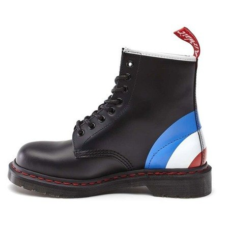 Buty Dr Martens THE WHO 1460 BLACK - DM25268001