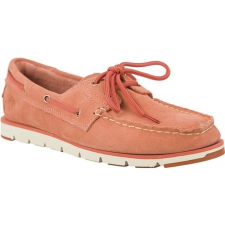 Buty Timberland CAMDEN FALLS SUEDE CRABAPPLE - Damskie Półbuty