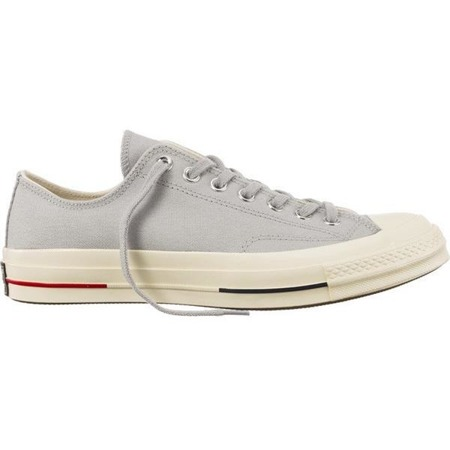 Converse 160496 CHUCK TAYLOR ALL STAR 70 WOLF GREY NAVY GYM RED - Buty Trampki