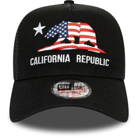 Czapka New Era California Black Flag Trucker - 12134770