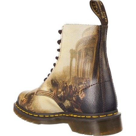Dr Martens PASCAL MULTI THE DECLINE OF THE CARTAGINIAN EMPIRE - Buty Glany Damskie