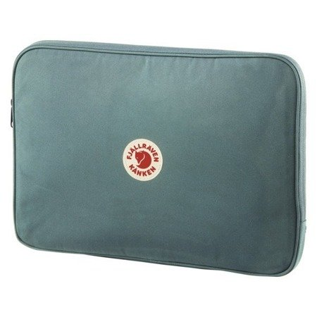 "Fjallraven Kanken Laptop Case 15"" Frost Green 23786-664"
