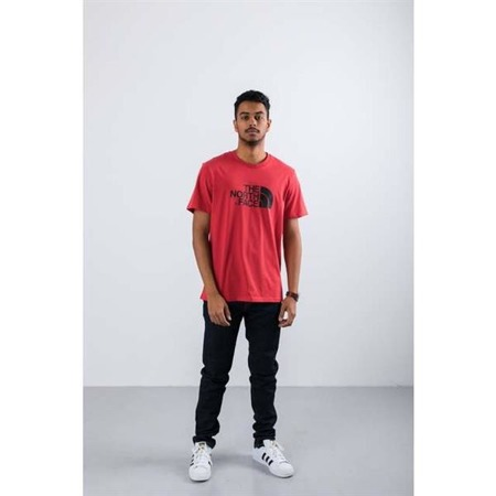 Koszulka The North Face EASY TEE H3H SALSA RED