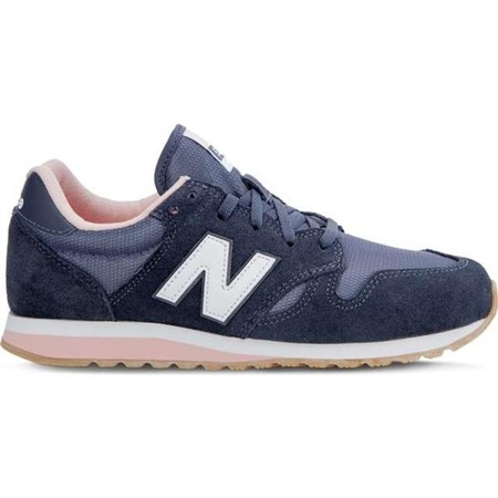 New Balance WL520CH GRISAILLE HIMALAYAN PINK - Buty Damskie Sneakersy
