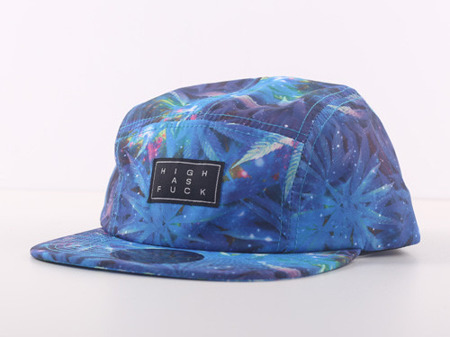Official - Space Weed Strapback