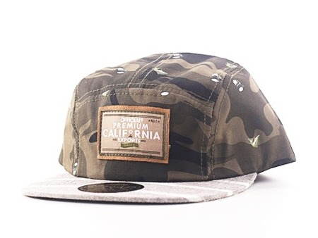Official -Trout Camp Strapback