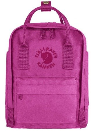 Plecak Fjallraven Re-Kanken Mini Pink Rose 7L 23549-309