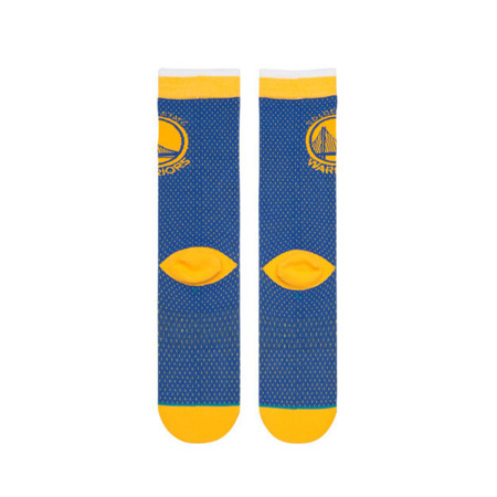 Skarpetki Stance Golden State Warriors NBA - M545D17WAR - BLU