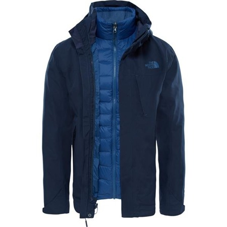 The North Face M MOUNTN LGT TRI JKT U6R - Kurtka Męska Zimowa 3 w 1